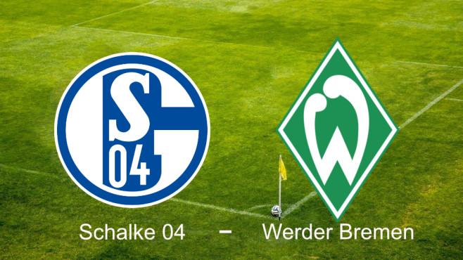 SChalke 04 empfängt Werder Bremen©Schalke 04; Werder Bremen