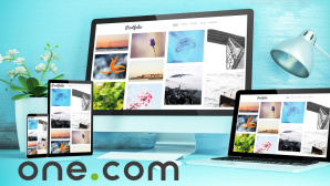 one.com: Der Website-Baukasten im Test©iStock.com/milindri