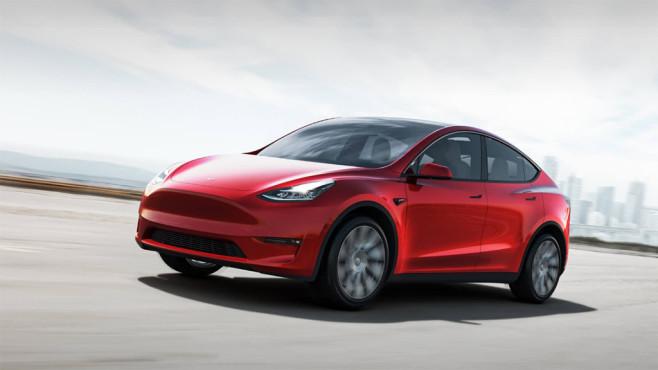 Tesla Model Y©Tesla