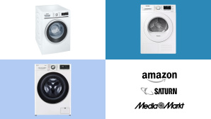 Amazon, Media Markt, Saturn: Die Top-Deals des Tages! © Amazon, Media Markt, Saturn, Siemens, Samsung, LG
