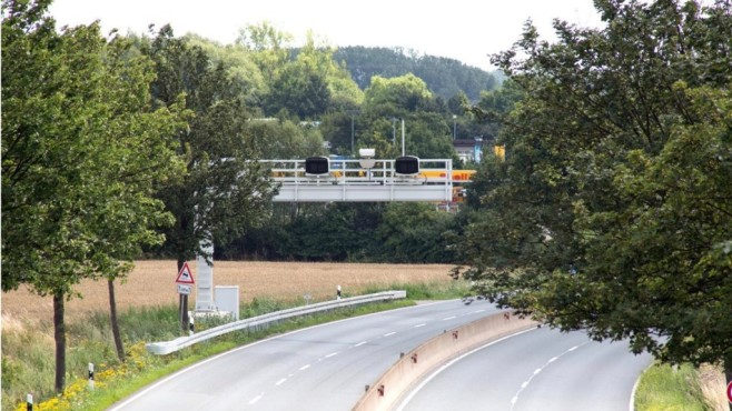 Die neue Abschnittskontrolle©Niedersachsen.de