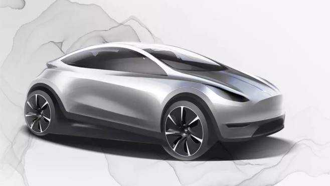 Tesla-Konzeptdesign©Tesla