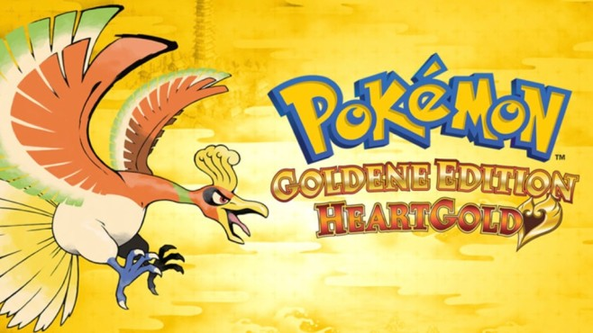 Pokemon HeartGold©Nintendo