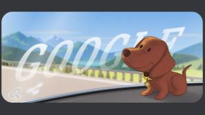 Google Doodle f�r Wackeldackel©Google