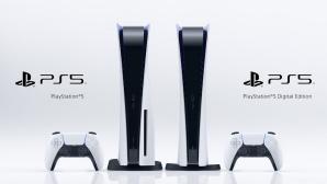 DIe zwei Versionen der Playstation 5©Sony