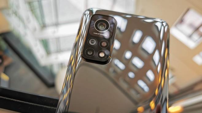 Xiaomi Mi 10T Pro Kamera©COMPUTER BILD / MIchael Huch