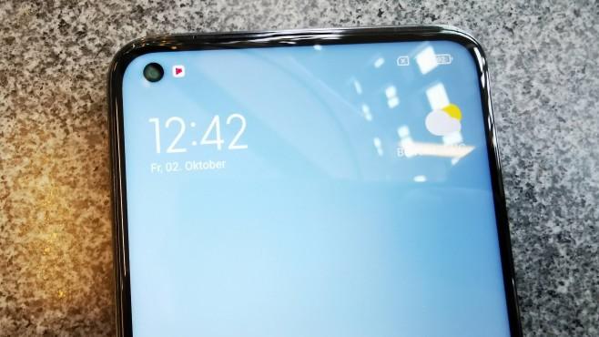 Xiaomi Mi 10T Pro Punchhole©COMPUTER BILD / MIchael Huch