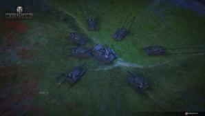 World of Tanks Der letzte Waffenträger©Wargaming
