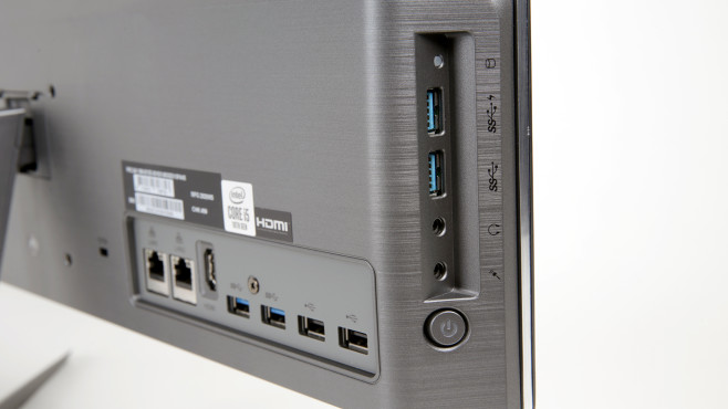 MSI Pro 24X Anschlüsse©COMPUTER BILD