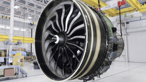 GE9X Turbine © GE Aviation