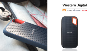 SanDisk Extreme Portable SSD©WD