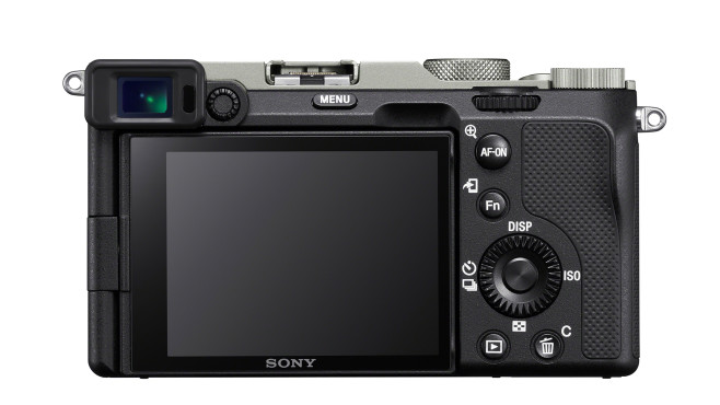 Sony Alpha 7C Kleiner Sucher©Sony