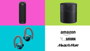 Amazon, Media Markt, Saturn: Top-Deals des Tages! © Amazon, Media Markt, Saturn, Bose, Sony, Plantronics