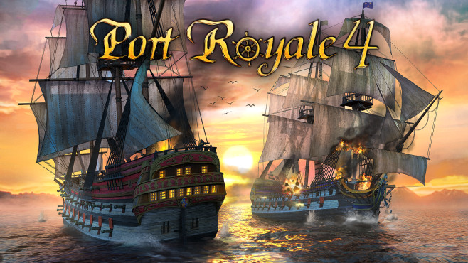 Port Royale 4, Deutsche Einheit, Spiele 2020©Kalypso
