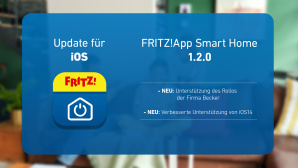AVM FritzApp Smart Home © AVM