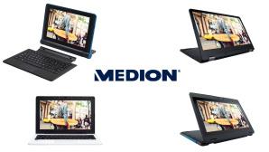 Medion: Schüler-Notebooks©Medion