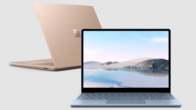 Microsoft Surface Laptop Go©Microsoft