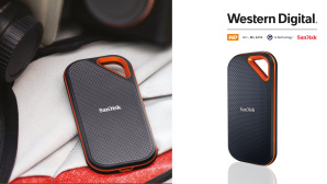 SanDisk Extreme Pro Portable SSD © WD