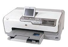Hewlett-Packard Photosmart D7360 Nicht ganz billig im Unterhalt, aber guter Fotodruck: Photosmart D7360