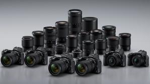 Nikon Z Kameras und Objektive©Nikon