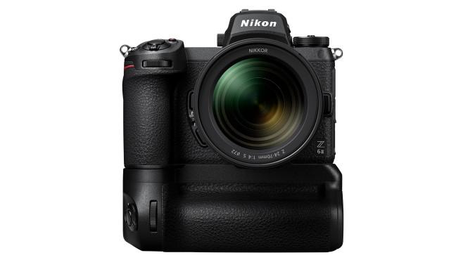 Nikon Z6 II mit Hochformatgriff MB-N11©Nikon