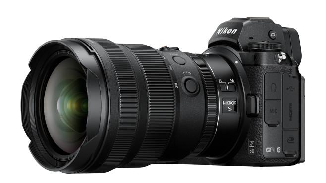 Nikon Z6 II mit Nikkor Z 14-24mm f2.8 S©Nikon