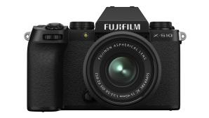 Fujifilm X-S10 Systemkamera mit Bildstabilisator©Fujifilm