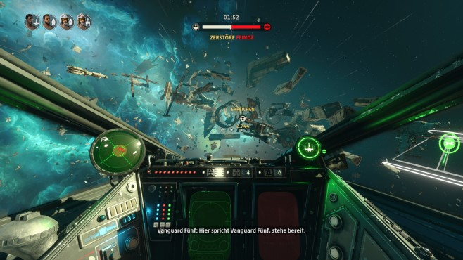 Star Wars – Squadrons©Electronic Arts