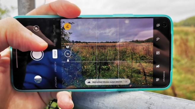 OnePlus 8T©COMPUTER BILD / Michael Huch