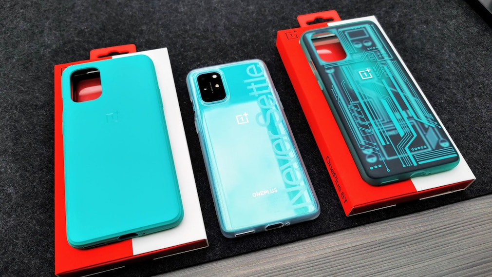 OnePlus 8T Bumper Case Schutzhülle