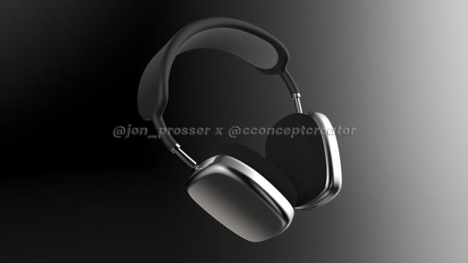 Rendering Airpods Studio©Prosser/Concept Creator
