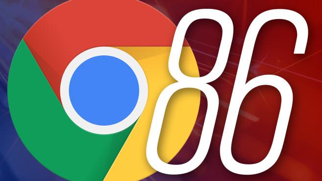 Google Chrome 86©Google