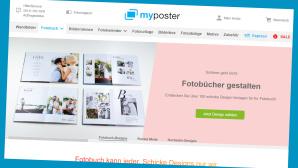 MyPoster: Jetzt mit dem Oster-Deal Geld sparen!©Screenshot: www.myposter.de
