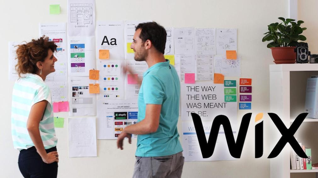 Wix im Test©WIX.com