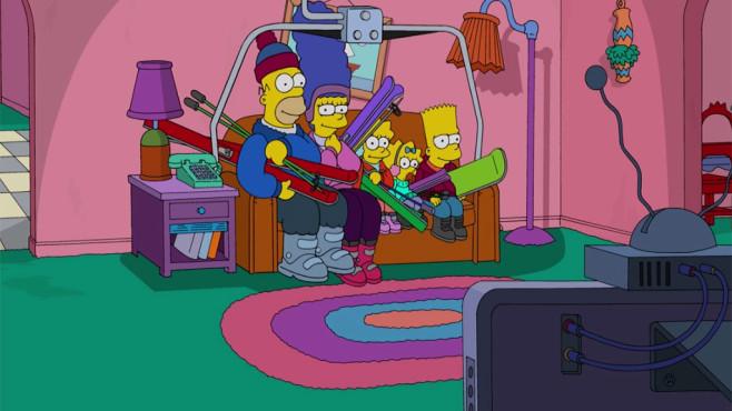 Die Simpsons Disney