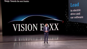 Vorstellung des Mercedes-Benz Vision EQXX©Mercedes-Benz