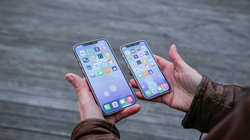 Apple iPhone 12 Pro Max im Test: Kamera, Display, Akku, Größenvergleich, Preis