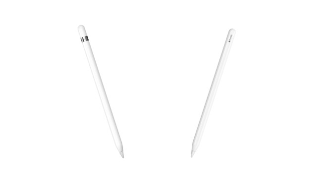 Apple Pencil © Amazon, Apple