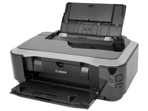 Canon Pixma iP4600: Tintenstrahldrucker ©COMPUTER BILD