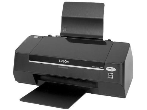 Epson Stylus S20: Tintenstrahldrucker ©COMPUTER BILD