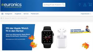 Euronics Angebot Apple Watch©Screenshot Euronics.de