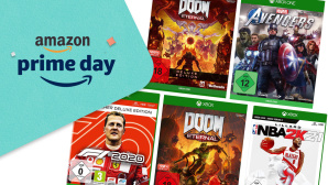 Prime Day Amazon Xbox One Microsoft © Marvel, id software, 2K, Codemasters