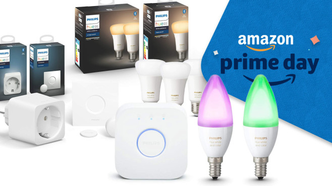 Philips Hue © Amazon
