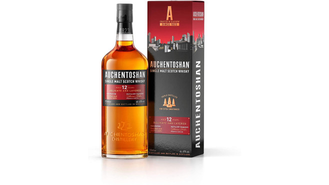 Auchentoshan 12 Jahre Single Malt Scotch Whisky © Amazon