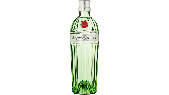 Tanqueray No. Ten Distilled Gin © Amazon
