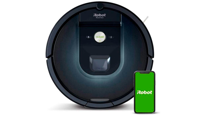 iRobot Roomba 981 © Amazon