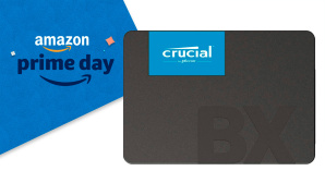 Prime Day, Crucial BX500 2TB©Amazon, Crucial