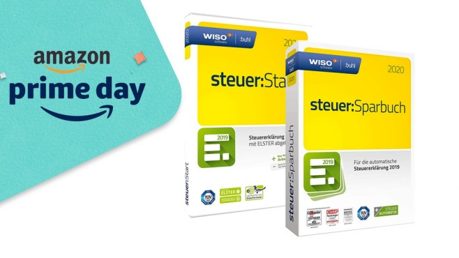 WISO-Steuerspar-Software © Amazon, Buhl Data