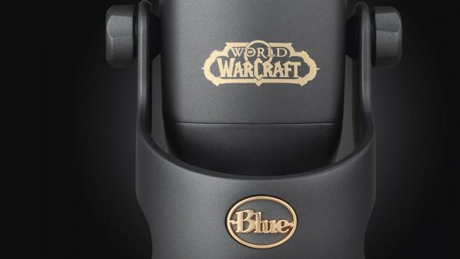 WoW Mikrofon©Blue