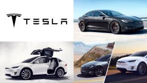 Tesla Model S und Model X©Tesla Presse
